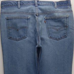 Vintage Levi's 517 Boot Cut Jeans Mens 40 Dad B336